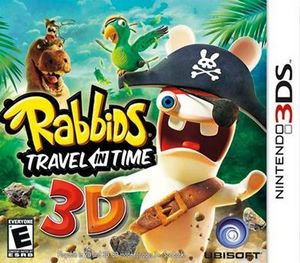 Rabbids – Travel in Time 3D (USA)(Multi3-Español)CIA